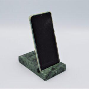 Soporte para teléfono de mármol Werde Guatemala 8 x 13 cm