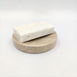 Jabonera de mármol breccia 10cm