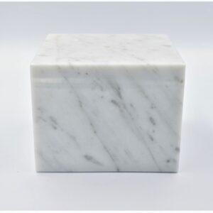 Podstawka Bianco Carrara 13 x 13 x 10cm