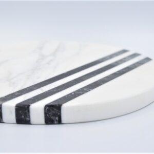 Taca do serwowania Carrara & Marquina 25cm