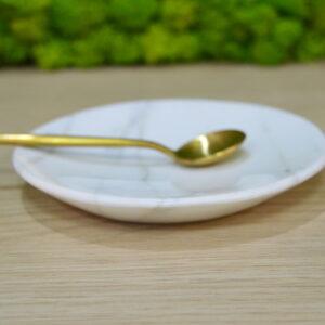 Miseczka z marmuru Bianco Carrara 12cm