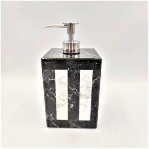 Dozownik do mydła w płynie Carrara & Marquina