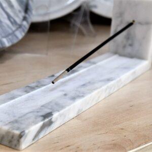 Podstawka na kadzidełka Bianco Carrara