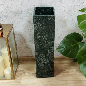Donica wazon z marmuru Werde Gwatemala 61cm x 15cm
