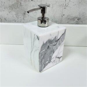 Dozownik do mydła w płynie Bianco Carrara